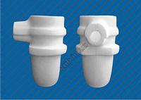 Тигель керамический Хериус с двойным ободком Владмива, фото 1