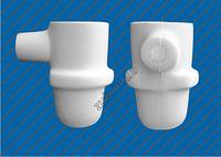Тигель керамический Хериус с одним ободком Владмива, фото 1