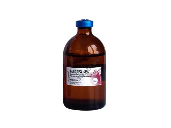 Белодез 3% Владмива гипохлорит Na 100 мл.