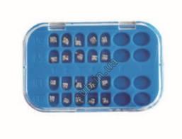 Металлические брекеты Roth Gem mini набор