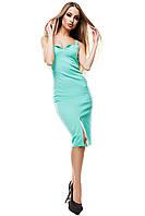 Красивое летнее платье Силина (42-48в расцветках)