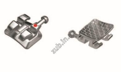 Металлические брекеты Roth Diamond mini набор