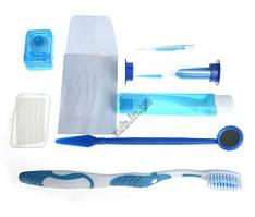 Гигиенический набор для брекетов синий