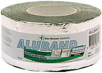 Кровельная лента алюминиевая Den Braven Aluband 60см/10м