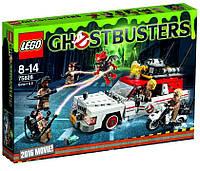 Lego Ghostbusters Охотники за привидениями: Экто-1 и Экто-2 75828
