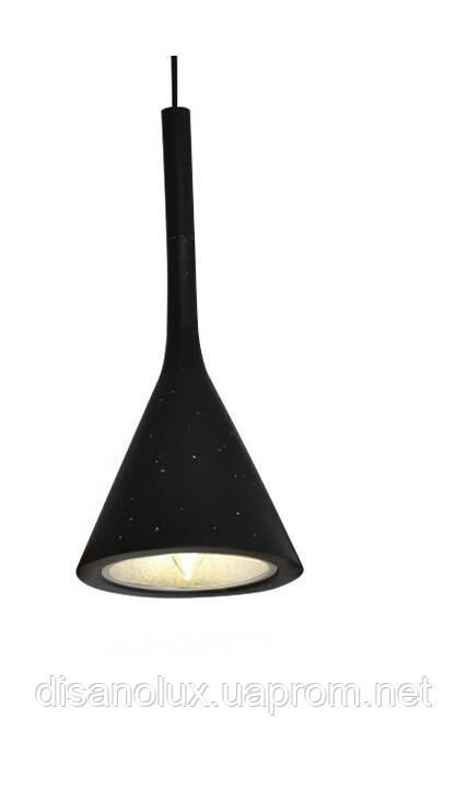 Светильник LOFT  DL -L160 BLACK E14