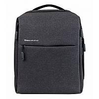 Рюкзак для ноутбука Xiaomi Mi minimalist urban Backpack Grey (Xiaomi Mi minimalist urban Backpack Grey)