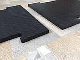 Резиновая плитка Ласточкин хвост, фото 5