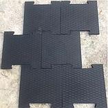 Резиновая плитка для гаража, фото 2