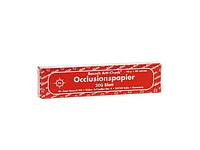 Артикуляционная бумага Bausch BK10 красная 200 шт. (40 мк.)