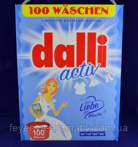 Стиральный порошок Dalli activ 6,5кг. (100 стирок) / Германия