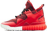Мужские кроссовки Adidas Tubular X Red