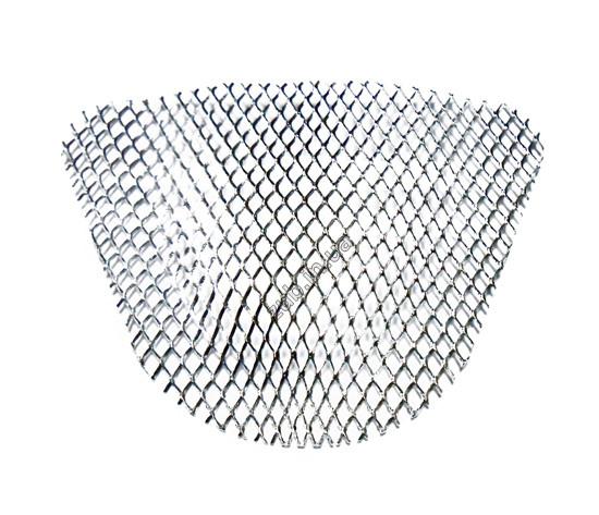 Сетка укрепляющая для верхней челюсти серебристая