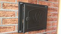 Чугунная дверца для печи svt 450