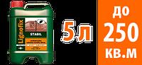 Lignofix STABIL профілактичний засіб 5л. (зелений/коричневий), фото 1