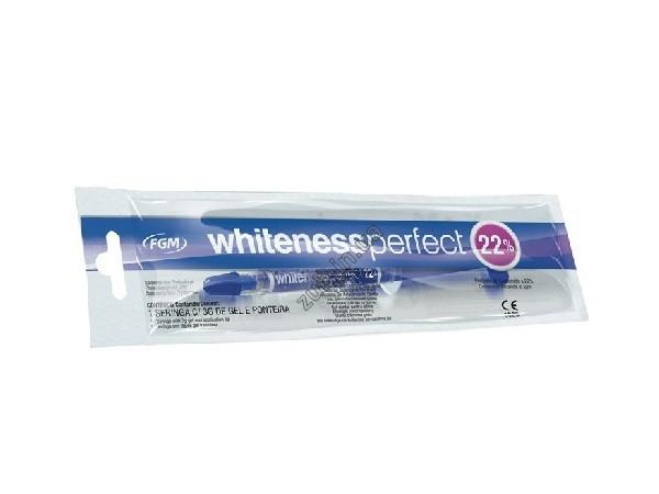 Отбеливающий гель FGM Whiteness Perfect 22%