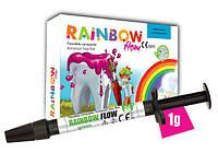 Светоотверждаемый композит Rainbow-Flow Green
