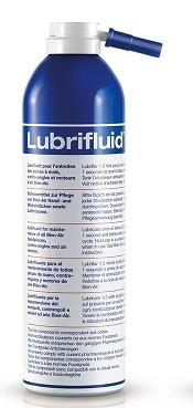 Масло-спрей Lubrifluid