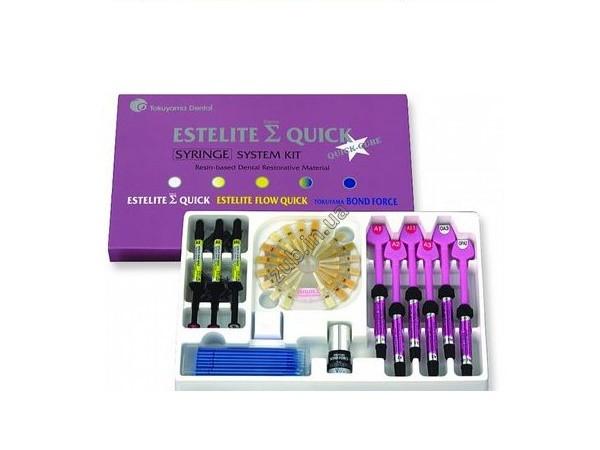 Estelite Sigma Quick/ Эстелайт Сигма Квік Tokuyama Dental набір System