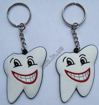 Брелок Зуб WJ-007
