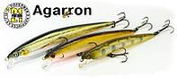 Воблер PONTOON 21 Agarron 125F SR 125mm, 15.5gr, 0.6-0.8m