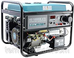 Könner&Söhnen KS 10000E ATS генератор бензиновый