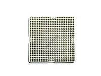 Подставка для обжига керамики квадратная 2 шт. + 20 керамических пинов
