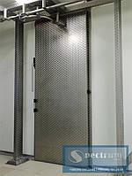 Одностворчатые двери для подвесных путей