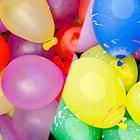 Повітряні кулі латексні Gemar Італія, водяна бомбочка, забарвлення: пастель асорті, Діаметр 3 дюйма/8 см, 100, фото 3