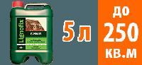 Lignofix E-PROFI профілактичний засіб 5л.(зелений/коричневий), фото 1