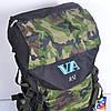 Туристический рюкзак Va на 85литров, фото 6