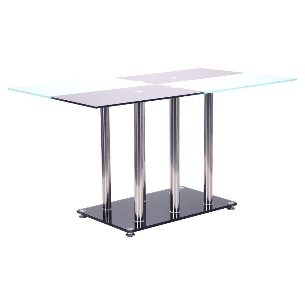 Стеклянный стол Паллада ROT-115