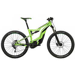"Велосипед 27,5+"" Cannondale Moterra 3 AM 2017 зеленый"