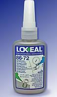 Герметик для резьбы LOXEAL 86-72 (50 мл) высокой прочности