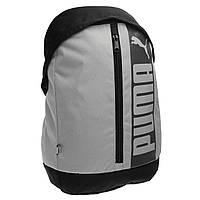 Рюкзак PUMA Pioneer Backpack II Оригинал Grey Серый цвет