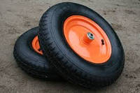 Колесо литое 3.50-4 , диаметр 257 мм