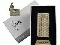 """Спиральная USB-зажигалка """"Абстракция"""" №4794B-2, огонек в любую погоду, идея для подарка, стильный девайс"""