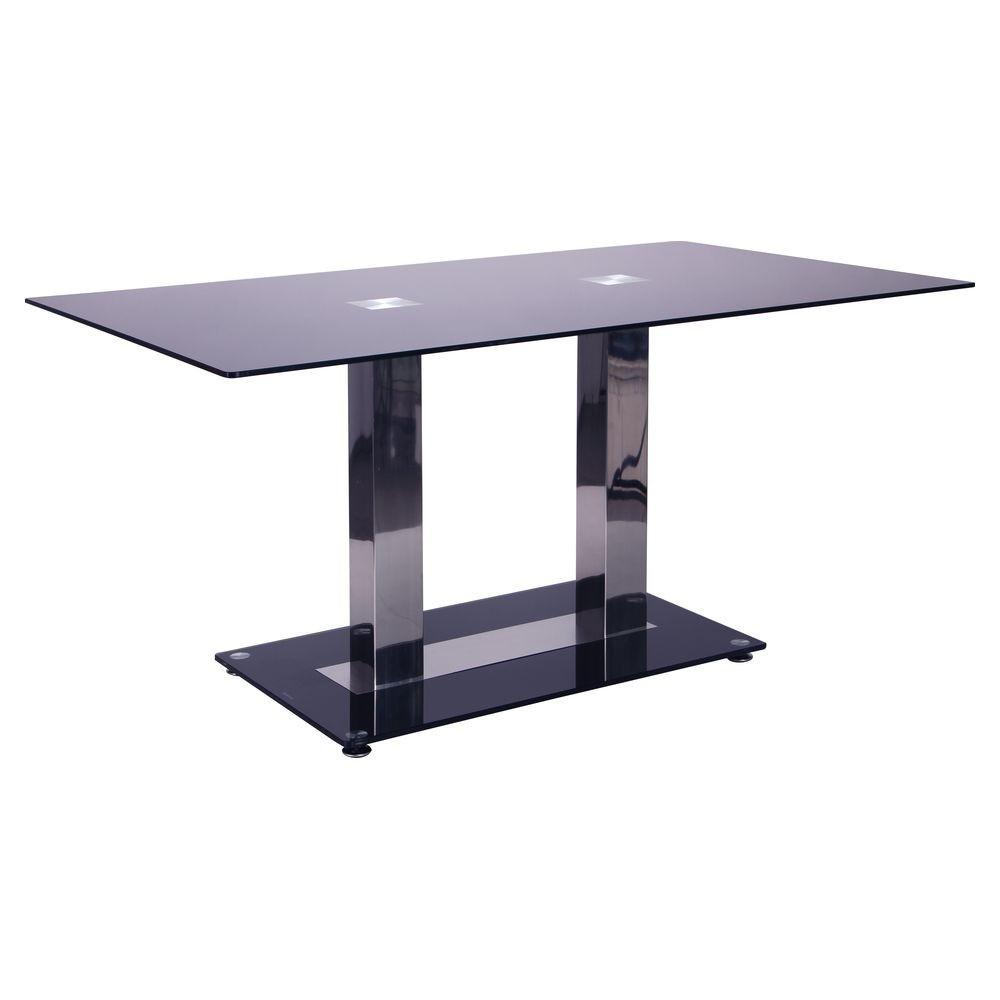 Стеклянный стол Богема ROT-06