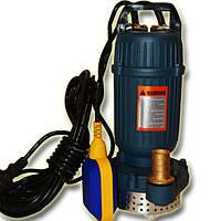 Дренажный насос чугунный корпус QDX 3-18-0.55 H.World