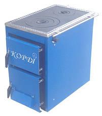 Котел-плита твердотопливный Корди АКТВ-10, фото 3