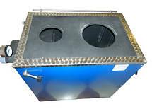 Твердотопливный котел с плитой Корди АКТВ-16, фото 2