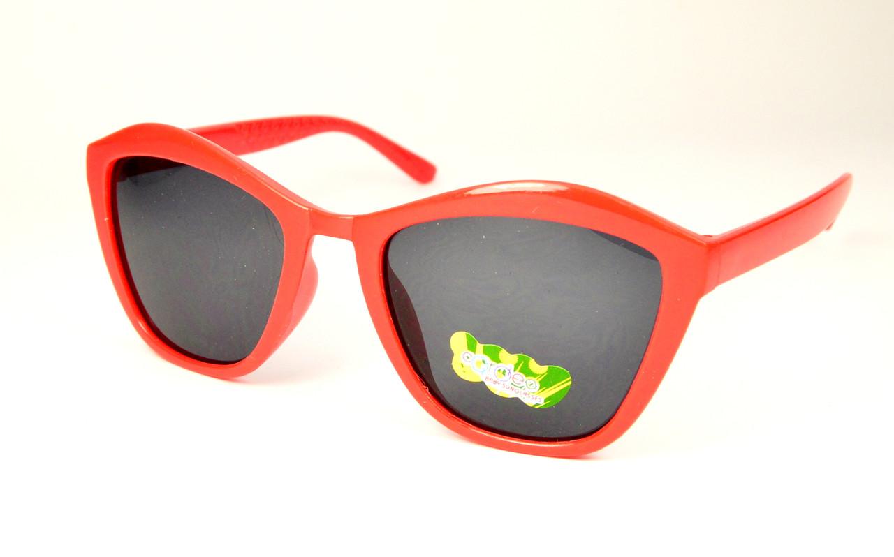 Красные детские солнцезащитные очки (2323 кр)
