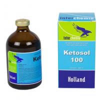 Кетозол-100 100 мл