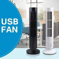 Домашний вентилятор для дома и офиса USB Tower Fan