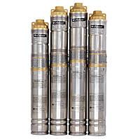 Скважинный насос SPRUT QGDа 1,2-100-0.75kW + пульт (142179)
