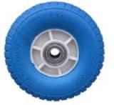 Колесо пенополиуретановое 2.50-4, диаметр 210 мм