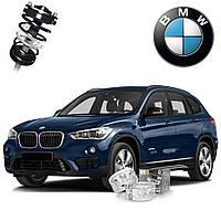 Автобаферы ТТС для BMW X1 (2 штуки)