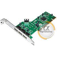 Контроллер Nonatec PCI - USB2.0  (3+1 port, Nec)