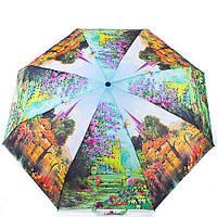Складной зонт Zest Зонт женский компактный полуавтомат ZEST (ЗЕСТ) Z24665-3