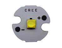 Светодиод Cree XP-G3 S3-1A 6000K 16 мм светодиодный модуль диод светодиодная матрица